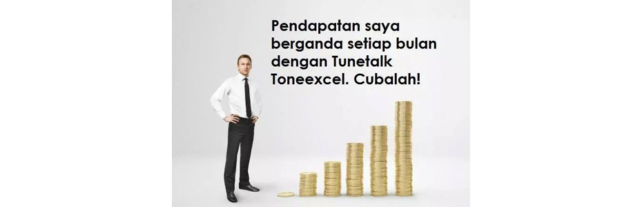 Usahawan-Millenium-Internet-Online-Marketer-Entrepreneur-Tone Excel